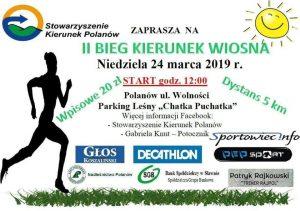 BZ/ II Bieg w Polanowie Kierunek Wiosna