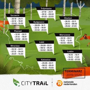 BZ/ City Trail 2019/2020 - bieg 1