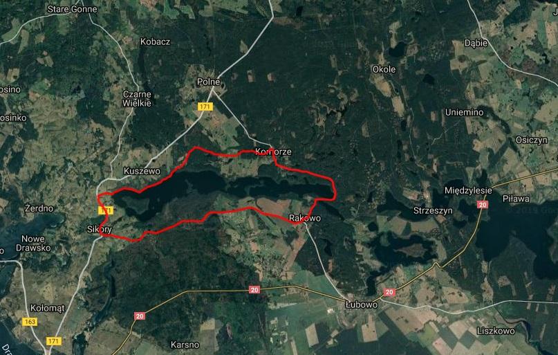 obraz satelitarny
